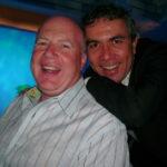 Kevin Roberts y Jorge Oller