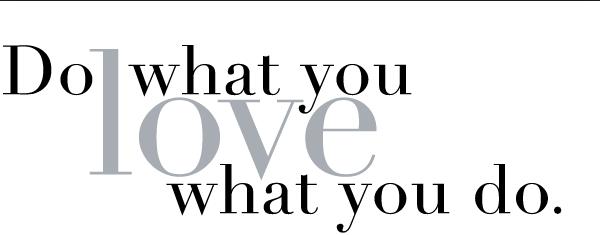 ¿Estás haciendo lo que te hace feliz?