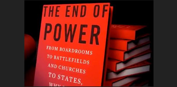 El final del poder
