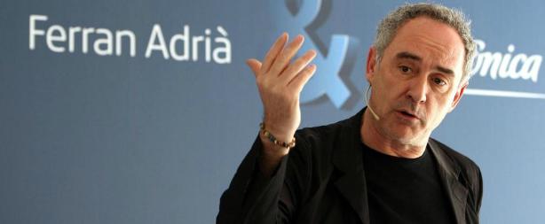 Ferrán Adrià estará en Costa Rica para detonar innovación